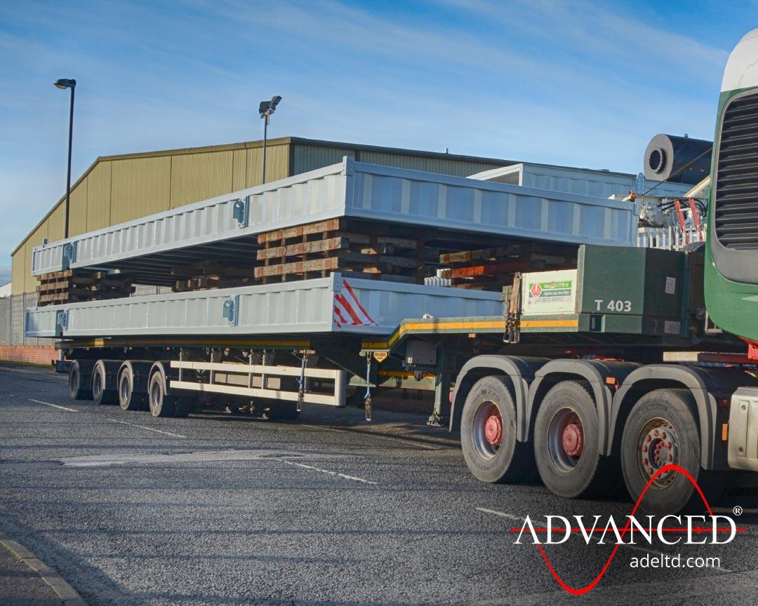 Bespoke Diesel Generator Fuel Tanks Delivery