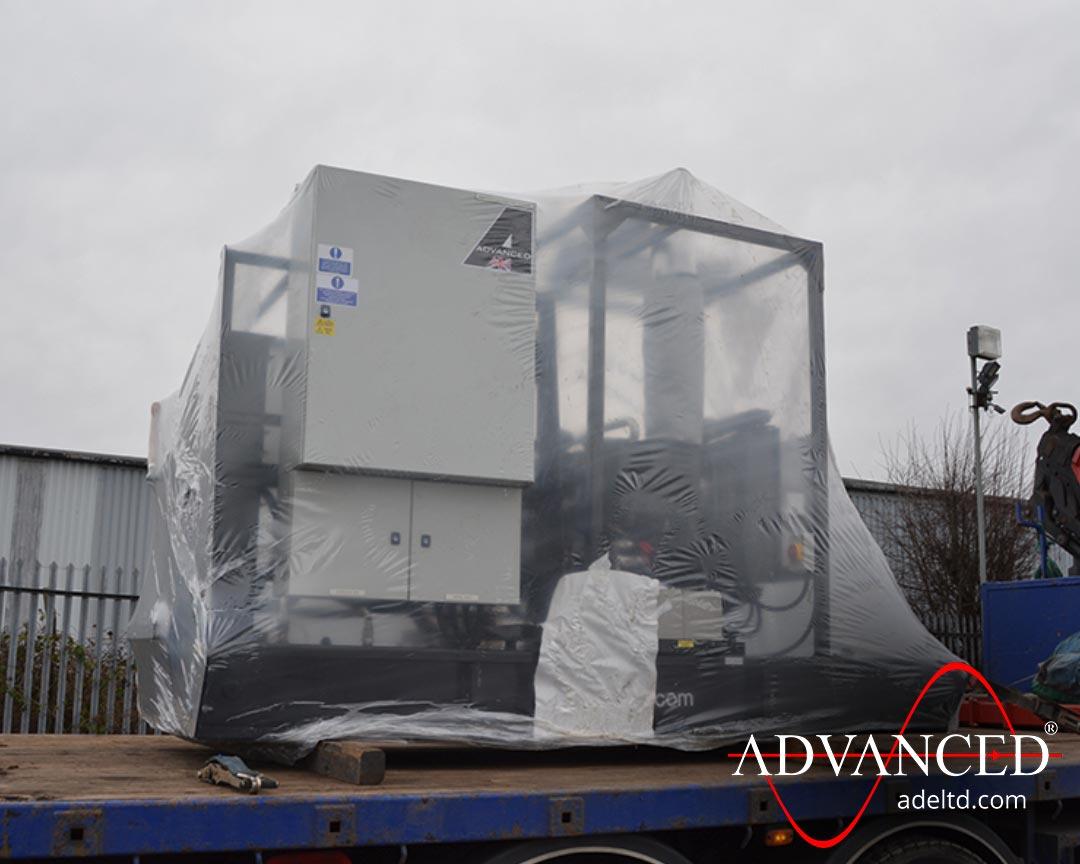 65 kVA Bespoke-Built Telecoms Diesel Generator