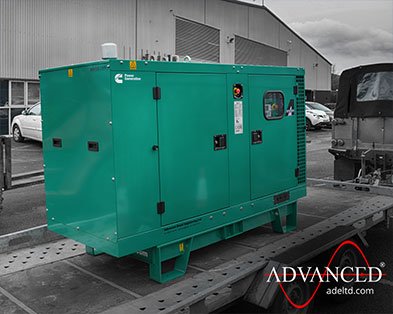 33kVA Cummins C33D5 Engineering Support Backup Power Silent Diesel Generator