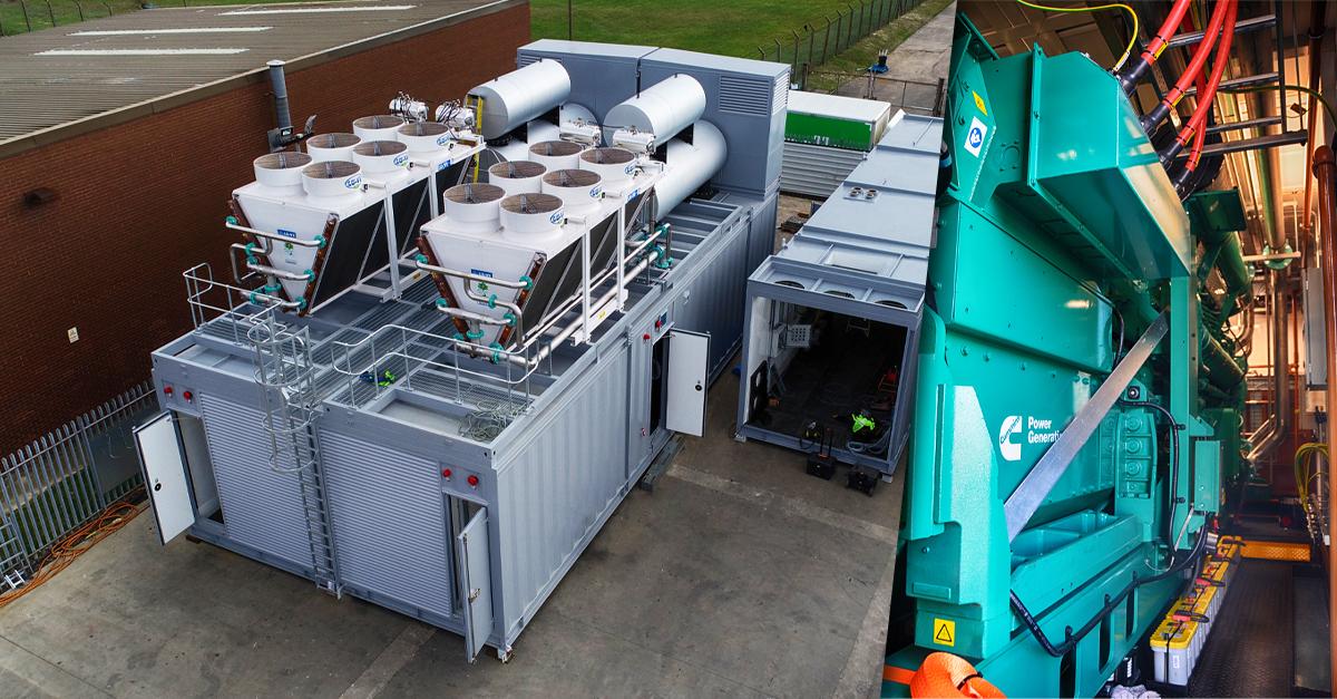 GDW90P Pramac Perkins 80 kVA 3 Phase Diesel Generator