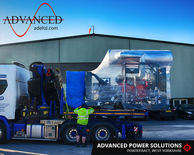450kVA Telecoms Diesel Generator