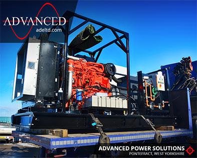 275 kVA Bespoke Telecoms Diesel Generator