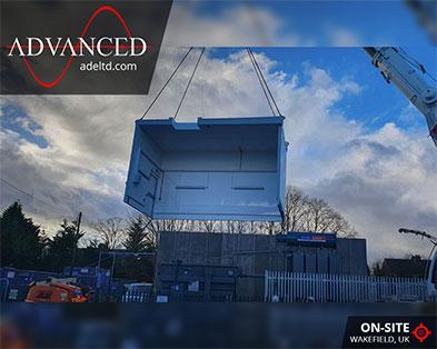 Bespoke 2-Part Transformer Enclosure