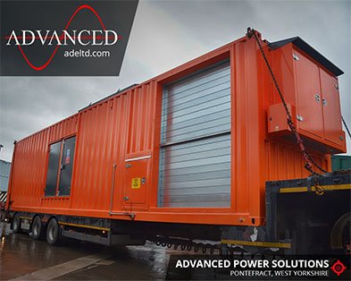 1700 kVA Norway Data Centre Backup Diesel Generator