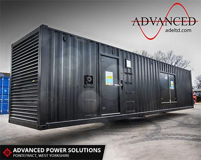 1700kVA Packaged Telecoms Diesel Generator
