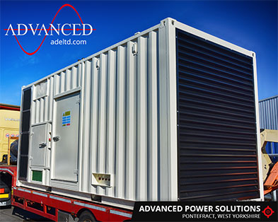 1100kVA Africa Diesel Generators