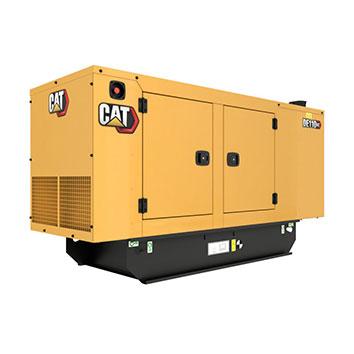 110 kVA Cat C4.4 Silent Diesel Generator - Cat DE110GC