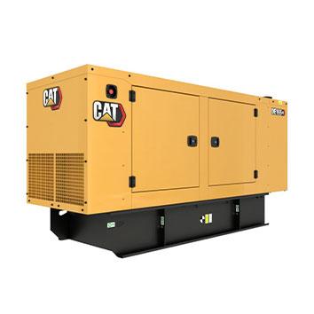 165 kVA Cat C7.1 Silent Diesel Generator - Cat DE165GC