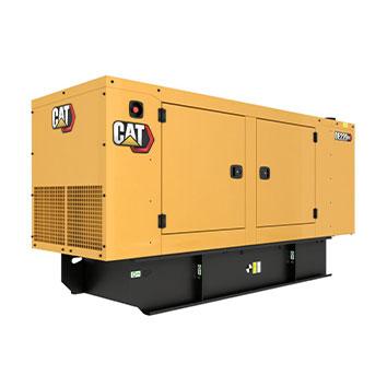 220 kVA Cat C7.1 Silent Diesel Generator - Cat DE220GC
