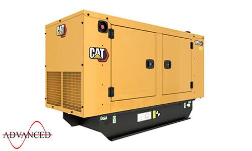 65 kVA Cat C3.3 Silent Diesel Generator - Cat DE65GC
