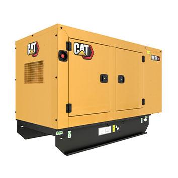 88 kVA Cat C4.4 Silent Diesel Generator - Cat DE88GC