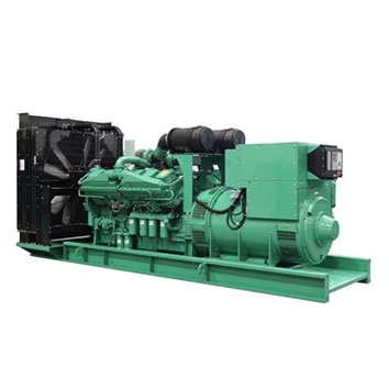 1250 kVA Cummins KTA38 Open Diesel Generator - Cummins C1250D5A