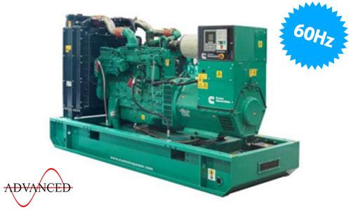 Cummins C225D6 - 225kW 60Hz Diesel Generator