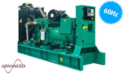 Cummins C400D6 - 400kW 60Hz Diesel Generator