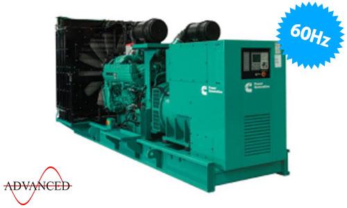 Cummins C900D6 - 925kW 60Hz Diesel Generator
