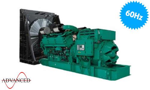 Cummins DQLF - 2750kW 60Hz Diesel Generator