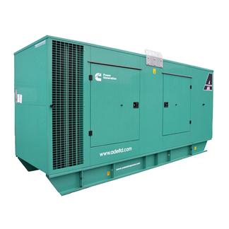 550 kVA Cummins Diesel Generator - Cummins C550D5e Genset