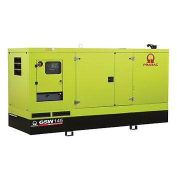 145 kVA Volvo Stage IIIa Silent Diesel Generator - Pramac GSW145V