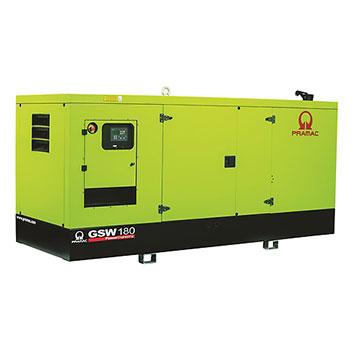 180 kVA Perkins Stage IIIa Silent Diesel Generator - Pramac GSW180P