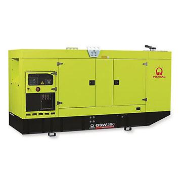 280 kVA Volvo Silent Diesel Generator - Pramac GSW280V
