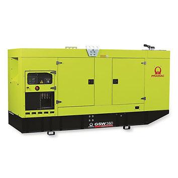 360 kVA Volvo Stage IIIa Silent Diesel Generator - Pramac GSW360V