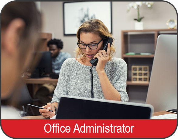 Office Administrator Vacancy