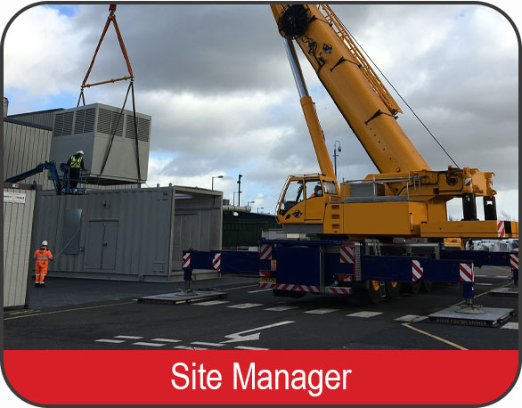 Site Manager Vacancy