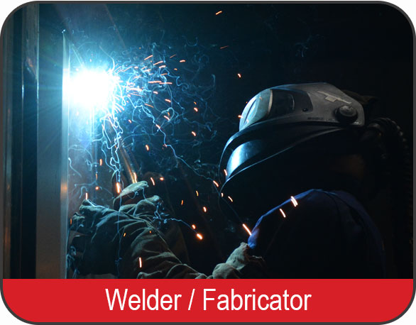 Welder Fabricator Vacancy