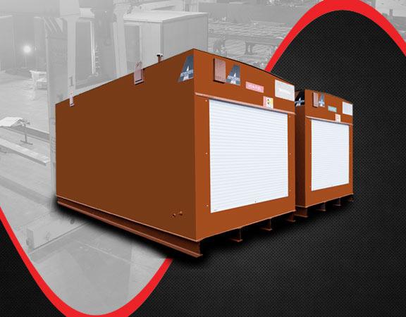 Bulk Fuel Tanks for Diesel Generators