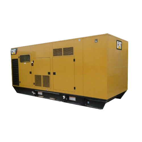 CAT 3412C900 Enclosed Diesel Generator