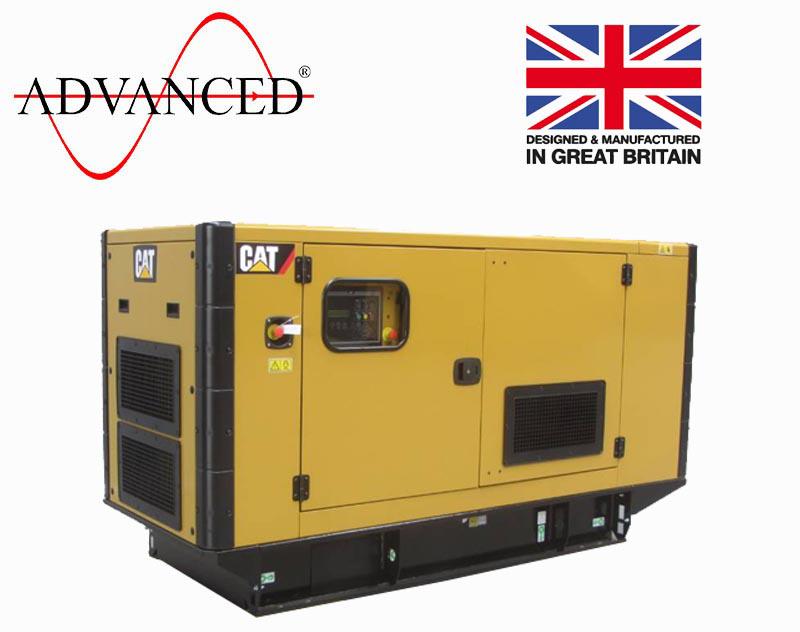 Caterpillar 150kVA Diesel Generator, DE150E0 Genset