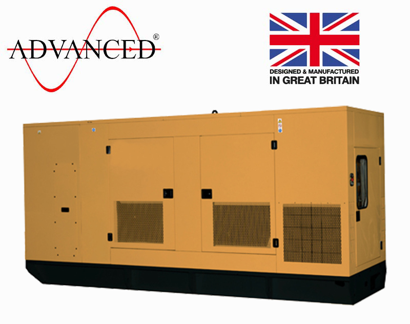Caterpillar 550kVA Diesel Generator, C15-550 Genset