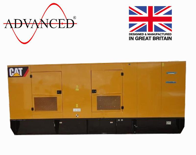 Caterpillar 700kVA Diesel Generator, C18-700 Genset
