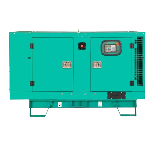 Cummins C22D5 Enclosed Diesel Generator