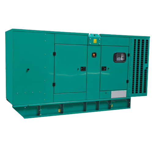 Cummins C220D5 Enclosed Diesel Generator