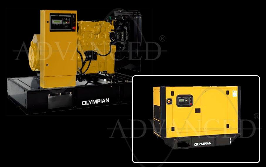 Olympian 65kVA - ADE Ltd
