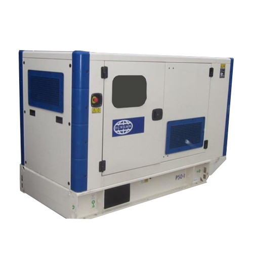 Perkins P50-2 Enclosed Diesel Generator