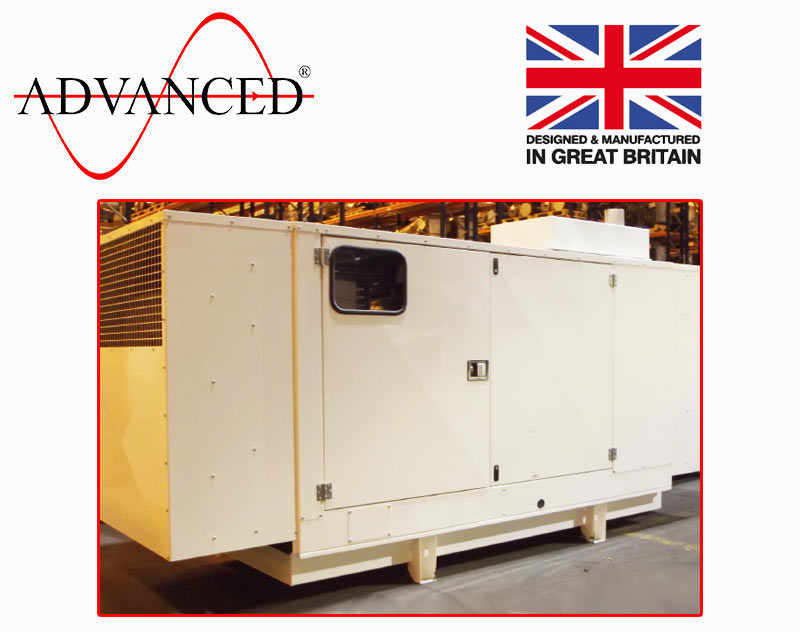 Perkins 230kVA Diesel Generator | ADE-PS230 | Made in UK