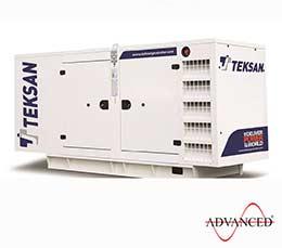 Teksan 180kVA Diesel Generator