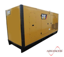 Caterpillar C13-400 Genset