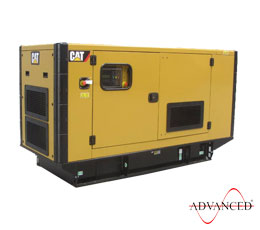 Caterpillar DE110E2 Genset
