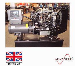 Perkins ADE-PS20 Open Diesel Generator