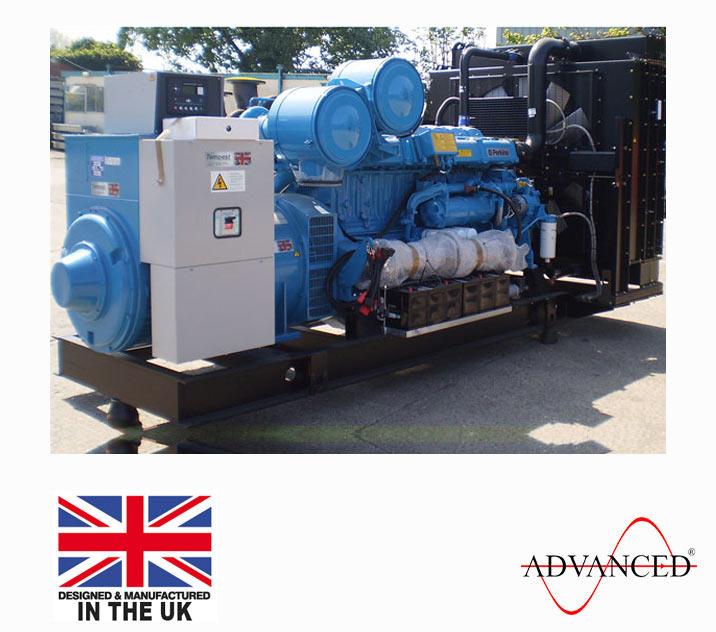 Perkins ADE-PS910 Diesel Generator