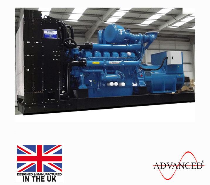 Perkins ADE-PS1250 Diesel Generator