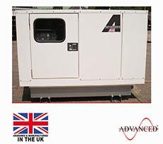 Perkins ADE-PS20 Diesel Generator