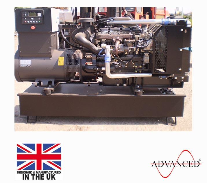 Perkins ADE-PS65 Diesel Generator
