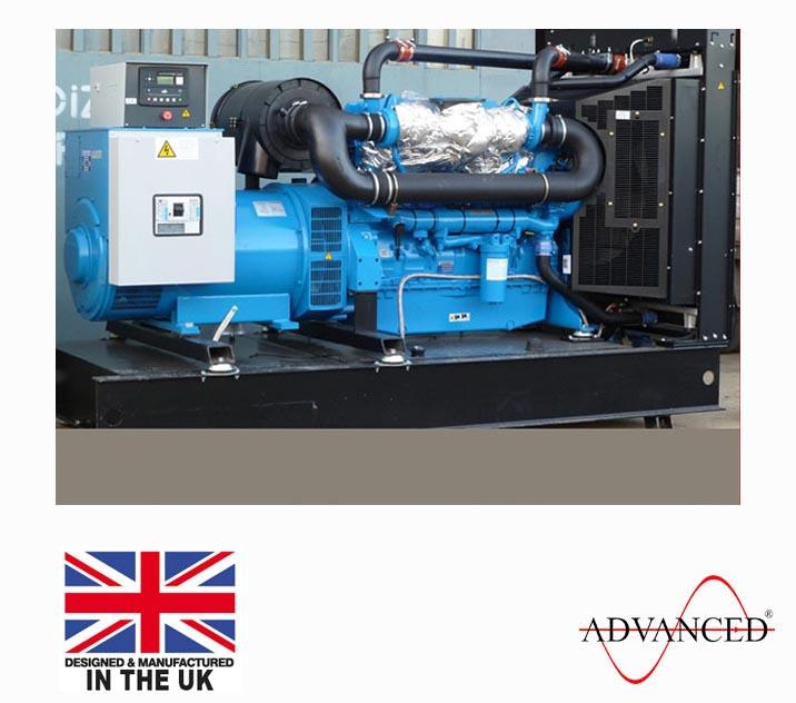 Perkins ADE-PS800 Diesel Generator