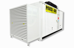 External Diagram of the Advanced Power Box