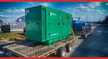 Caterpillar 33kVA Diesel Generator | DE33E0 Gensets