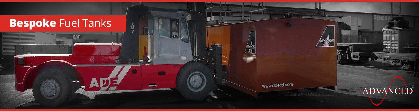 Fuel Tanks for Diesel Generators & Bespoke Customisations